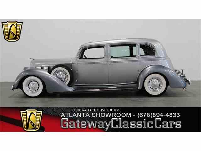 1936 Lincoln Limousine | 952774