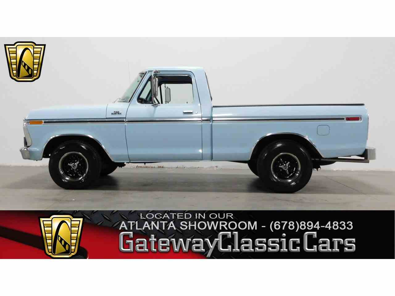 1977 to 1979 ford f100 for sale on classiccars picture of 77 f100 kf68 publicscrutiny Gallery
