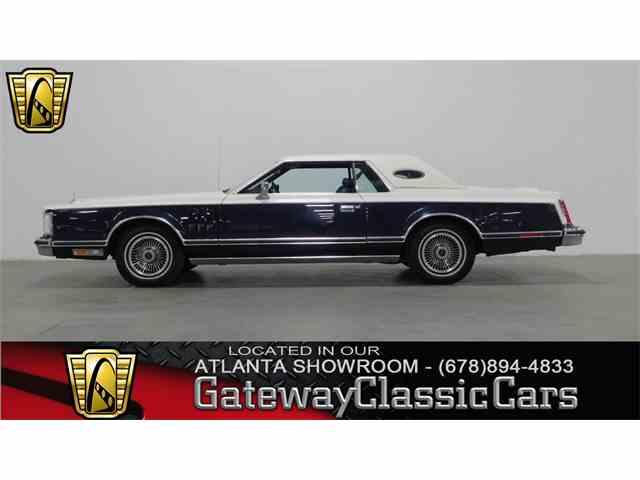 1979 Lincoln Continental | 952785