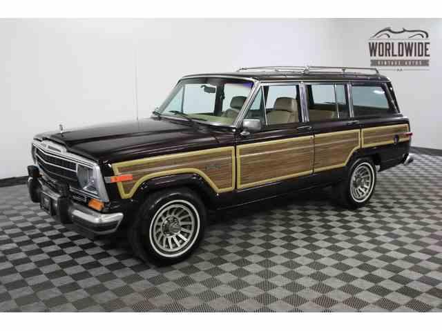1989 Jeep Wagoneer | 952792