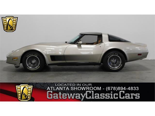 1982 Chevrolet Corvette | 952793