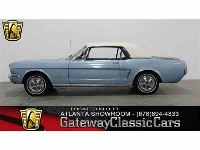 1966 Ford Mustang | 952794