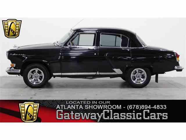 1966 Gaz Volga M21 | 952798