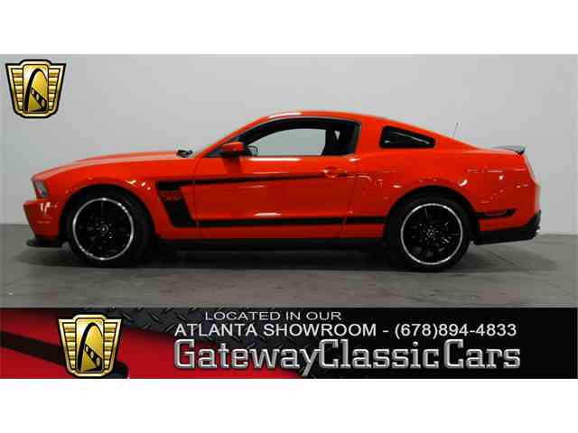 2012 Ford Mustang | 952802