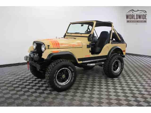 1977 Jeep Wrangler | 952805