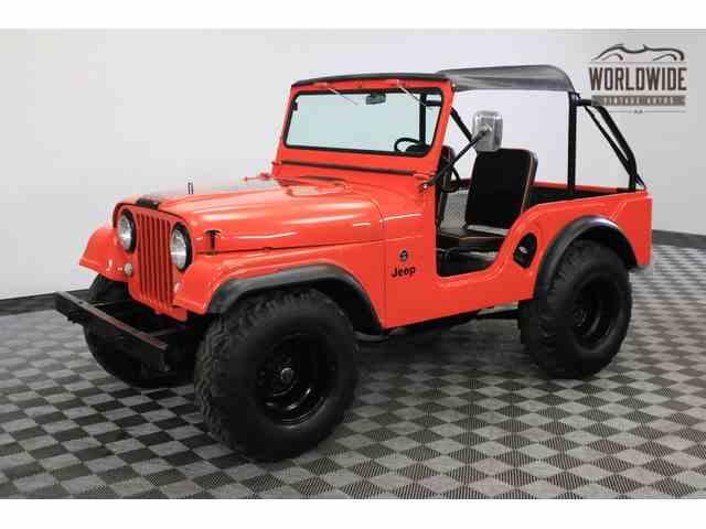 1966 Jeep CJ5 | 952806