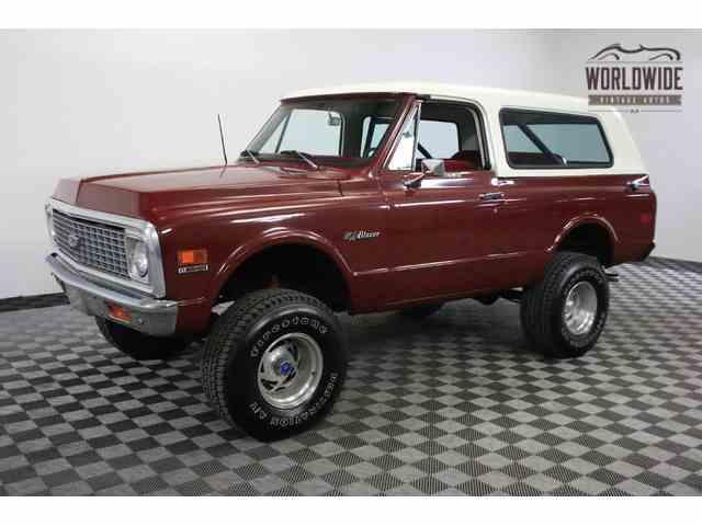 1971 Chevrolet Blazer | 952808