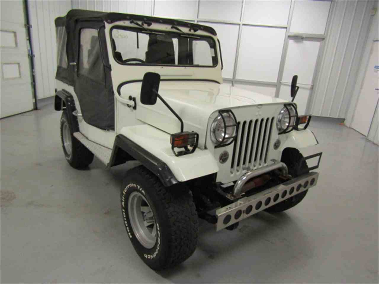 Large Picture of 1991 Mitsubishi Jeep located in Christiansburg Virginia Offered by Duncan Imports & Classic Cars - KF6X