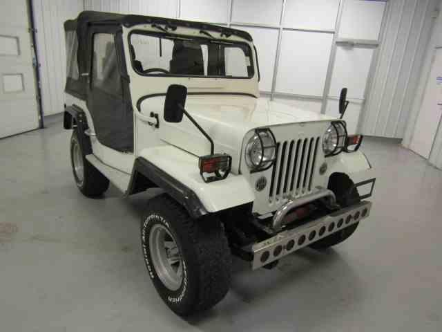 1991 Mitsubishi Jeep | 952809