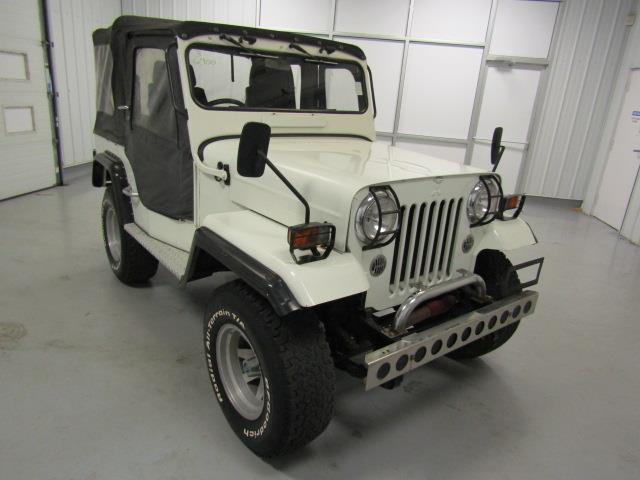 1991 Mitsubishi Jeep   952809