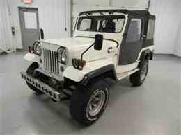 Picture of 1991 Mitsubishi Jeep located in Christiansburg Virginia Offered by Duncan Imports & Classic Cars - KF6X