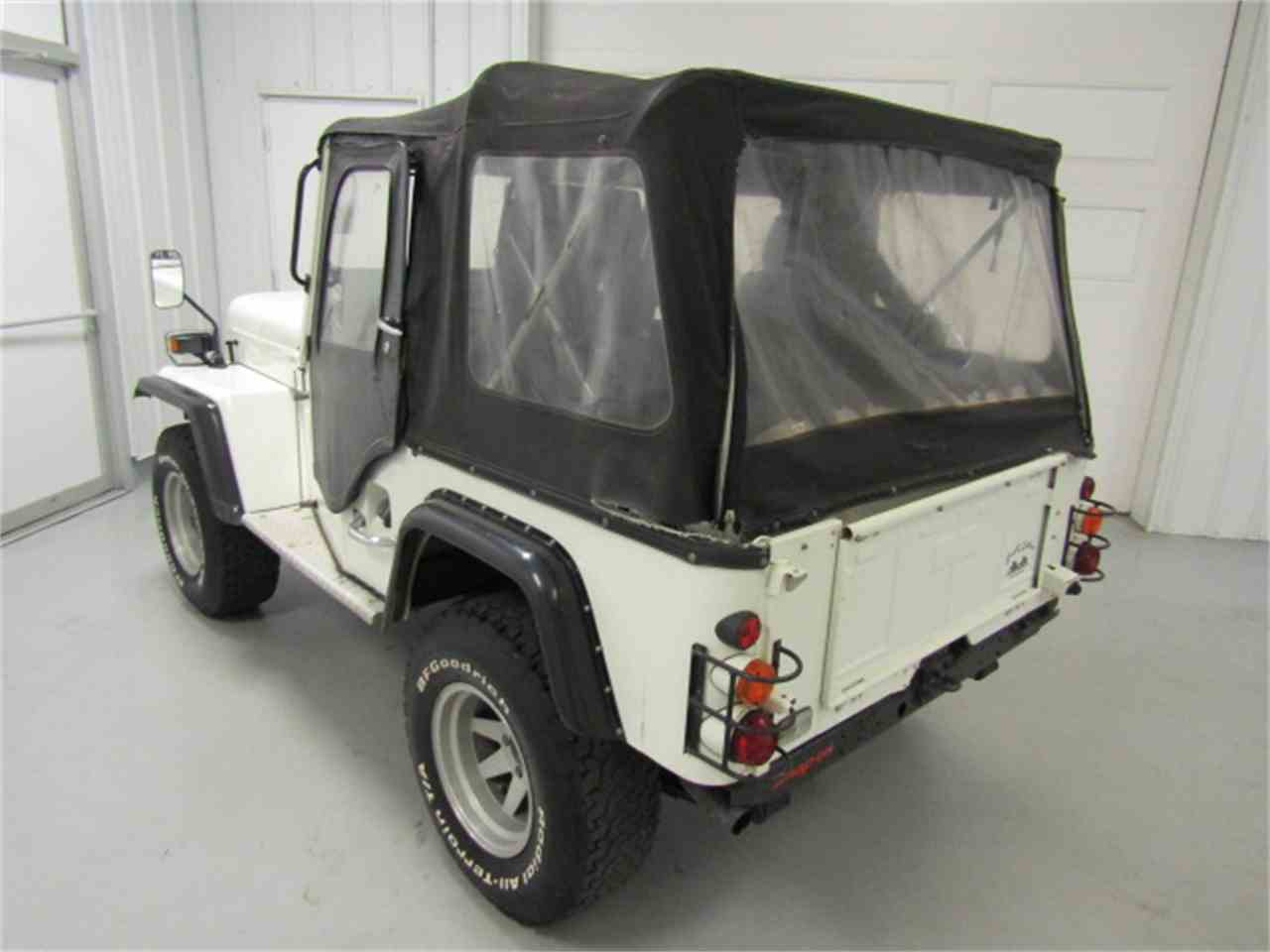Large Picture of '91 Mitsubishi Jeep Offered by Duncan Imports & Classic Cars - KF6X