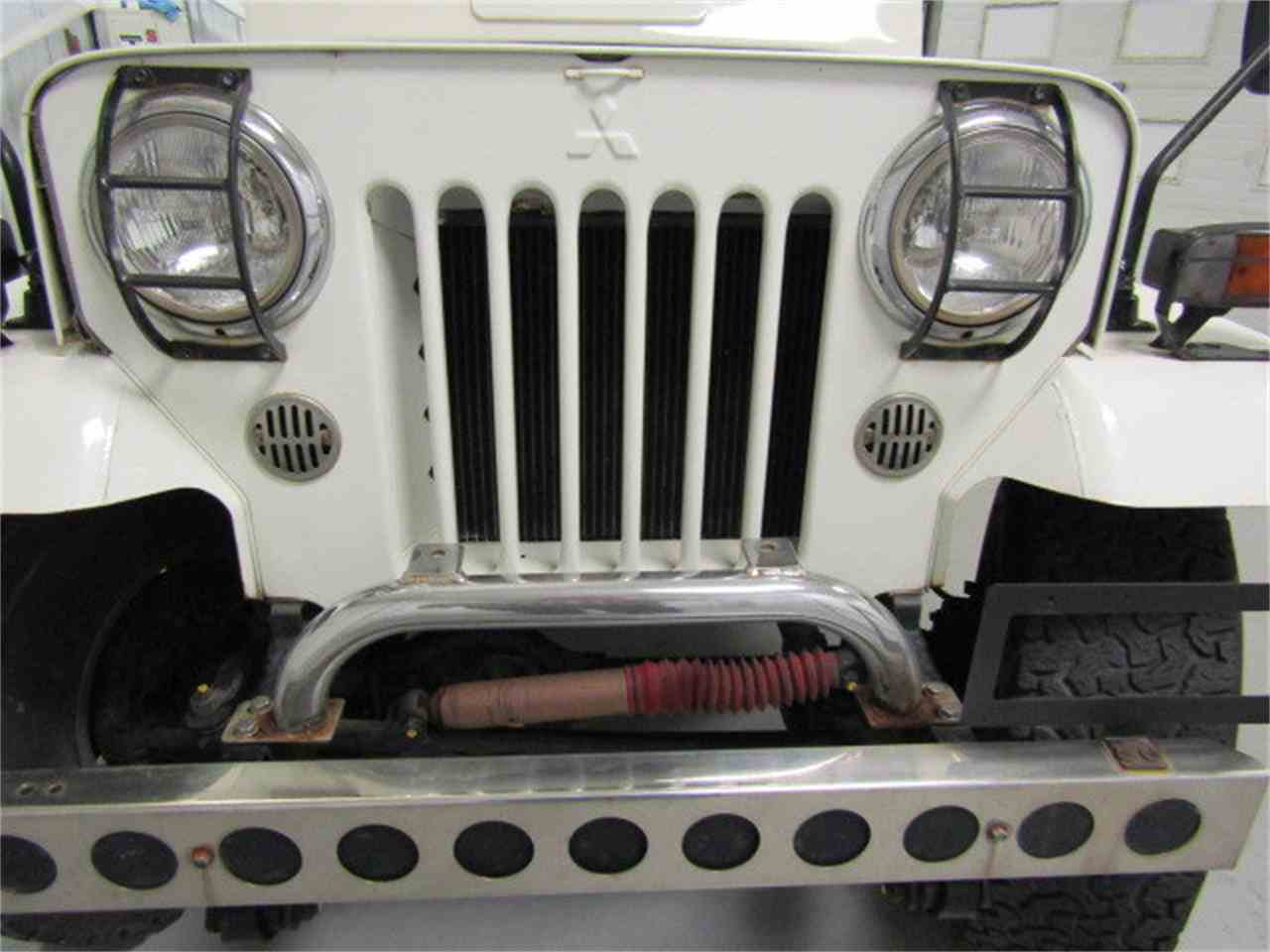 Large Picture of 1991 Mitsubishi Jeep Offered by Duncan Imports & Classic Cars - KF6X