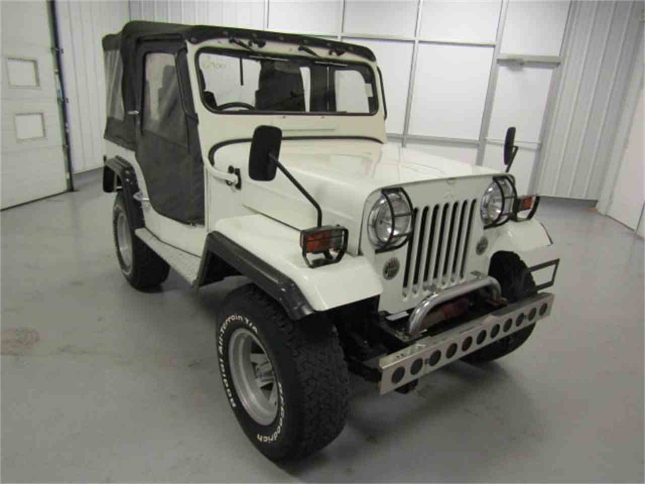 Large Picture of '91 Mitsubishi Jeep - $6,900.00 Offered by Duncan Imports & Classic Cars - KF6X