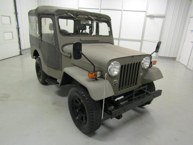 1991 Mitsubishi Jeep   952810
