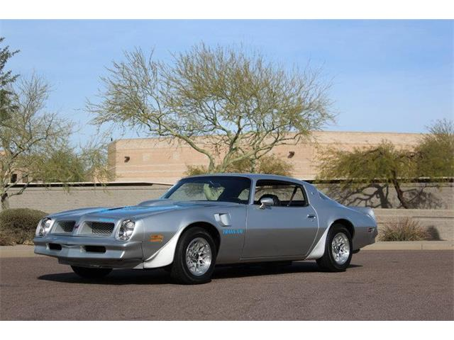 1976 Pontiac Firebird Trans Am | 952813