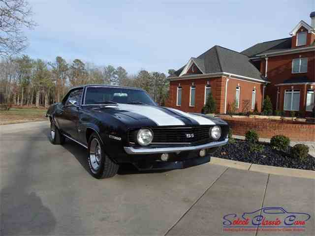 1969 Chevrolet Camaro | 952816