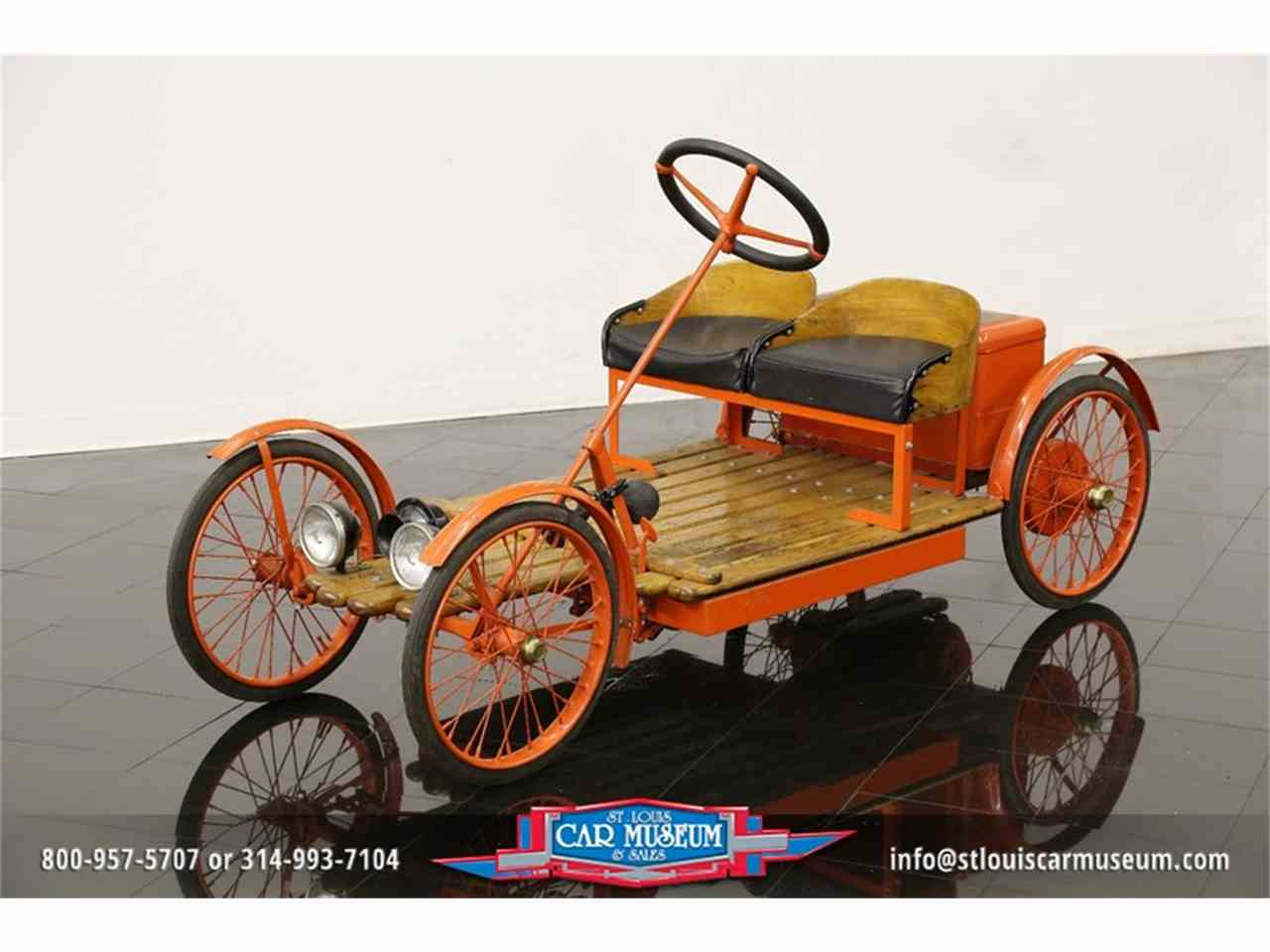 1924 auto red bug 703 electric buckboard for sale cc 952840. Black Bedroom Furniture Sets. Home Design Ideas