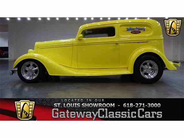 1934 Chevrolet Sedan Delivery | 952848