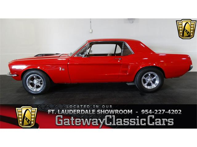 1967 Ford Mustang | 952850