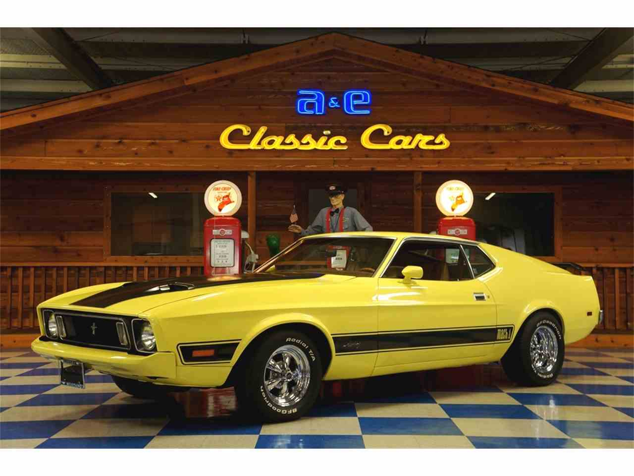 1973 Ford Mustang for Sale - CC-952857