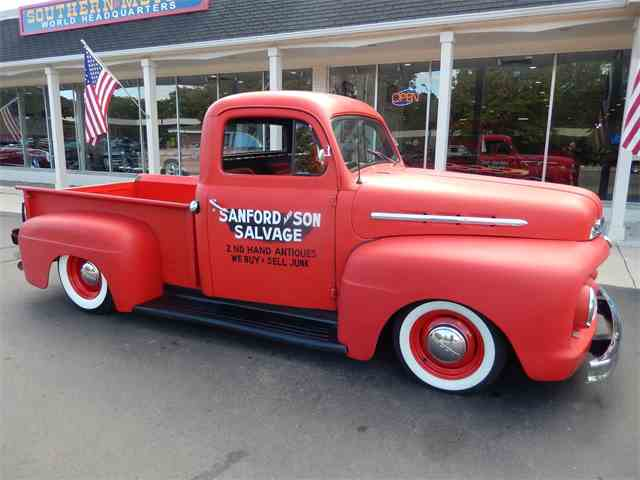 1951 Ford F1 | 952858