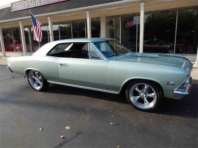 1966 Chevrolet Chevelle SS | 952859