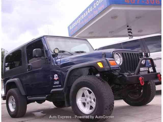 2004 Jeep Wrangler | 952873
