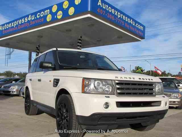 2008 Land Rover Range Rover Sport | 952874