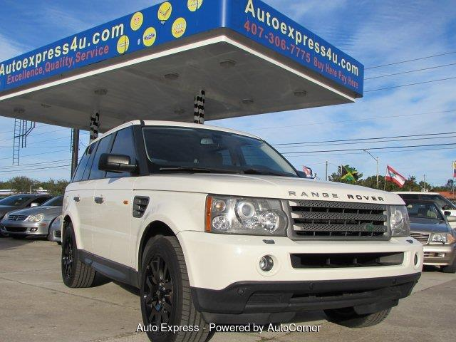 2008 Land Rover Range Rover Sport   952874