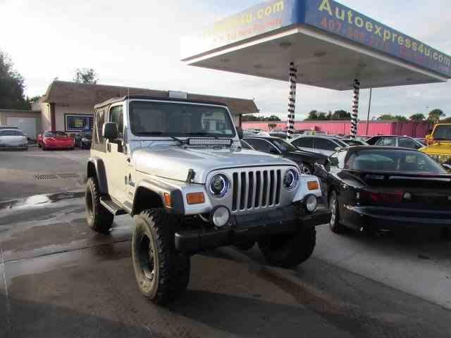 2005 Jeep Wrangler | 952880