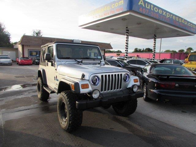 2005 Jeep Wrangler   952880