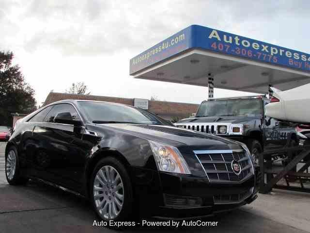 2011 Cadillac CTS | 952883