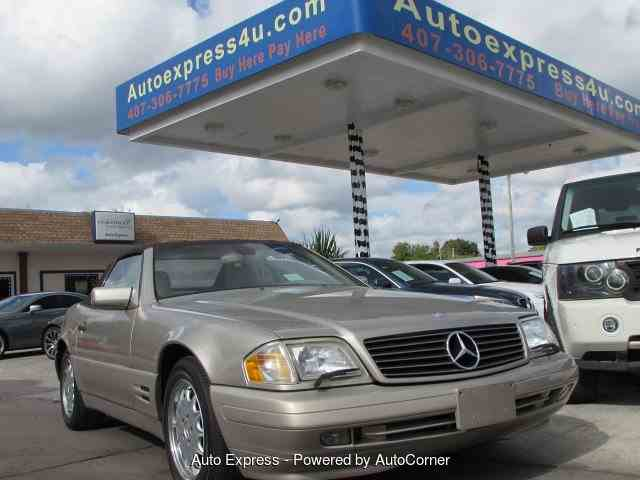 1997 Mercedes Benz SL | 952885