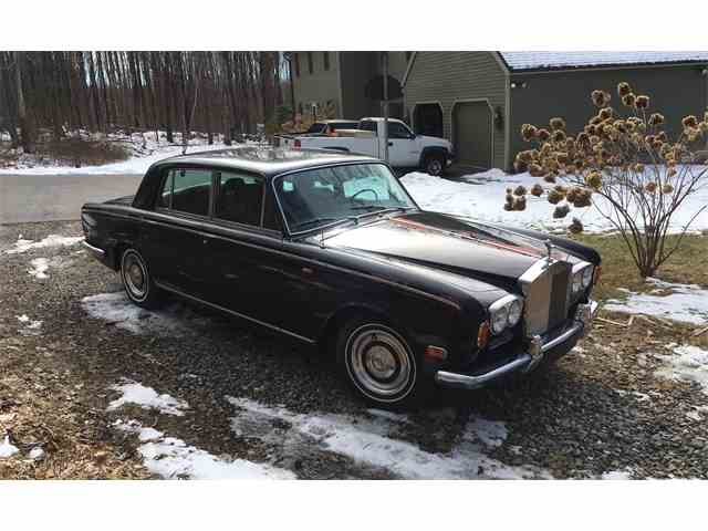 1970 Rolls-Royce Silver Shadow | 952888