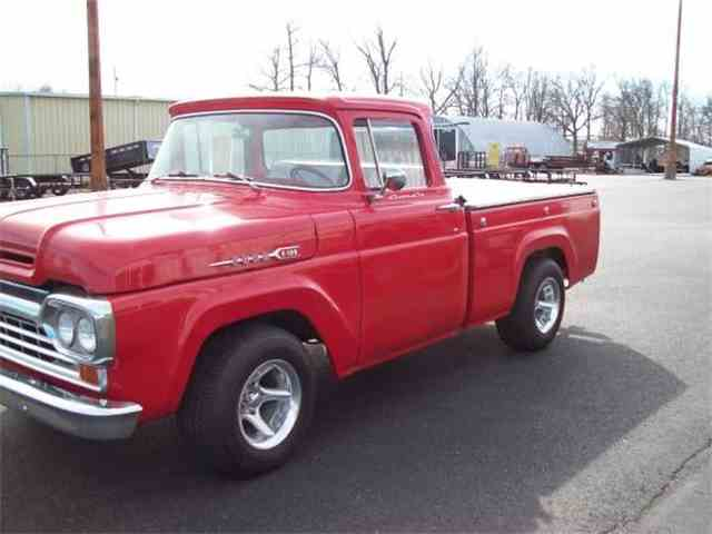 1960 Ford F100 | 950289