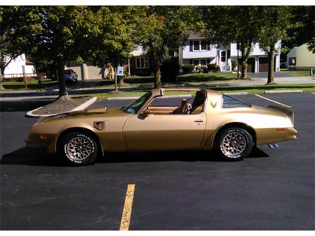 1978 Pontiac Firebird Trans Am SE | 952892