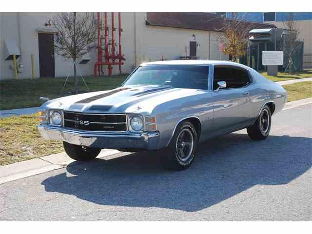 1971 Chevelle Coupe | 952894