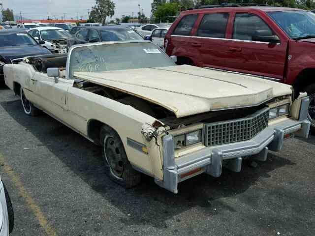 1977 Cadillac Eldorado | 952909