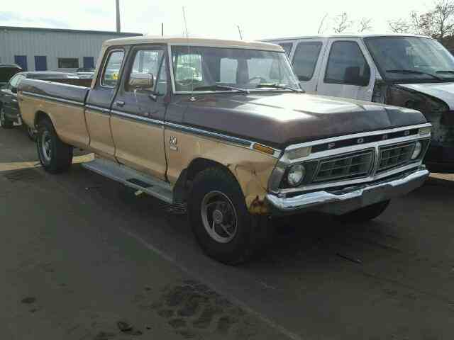 1976 Ford F250 | 952910