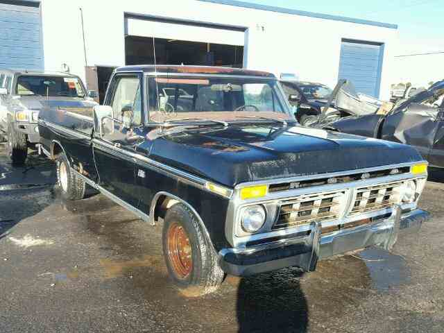 1976 Ford F150 | 952911