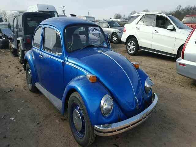 1970 Volkswagen Beetle   952914
