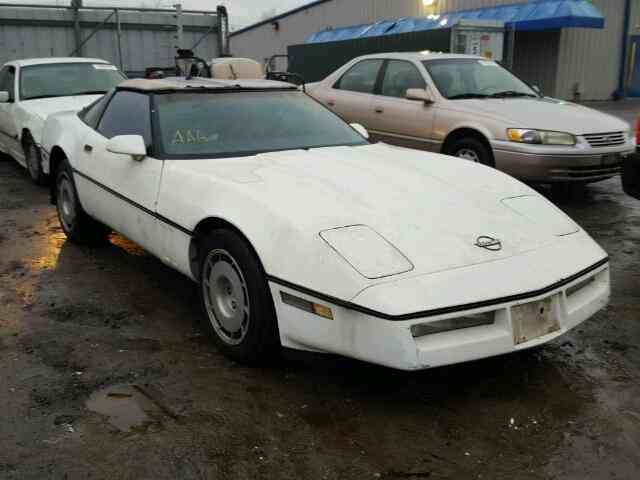 1986 Chevrolet Corvette | 952917