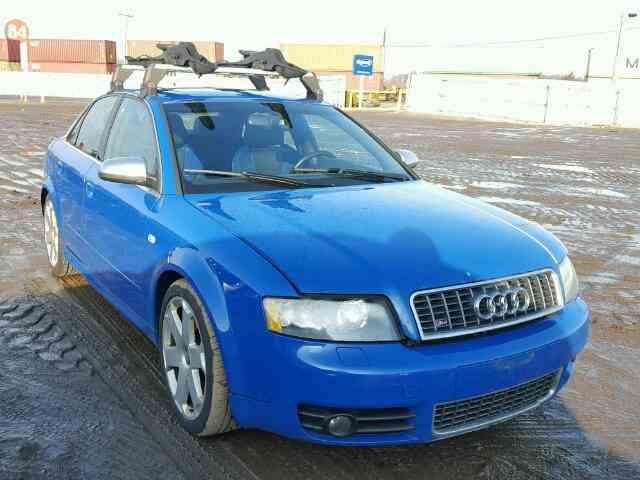 2005 AUDI S4/RS4 | 952926