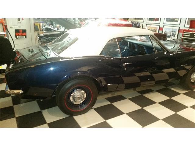 1967 Chevrolet Camaro | 952939