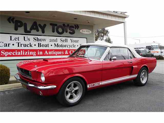 1966 Ford Mustang | 952946