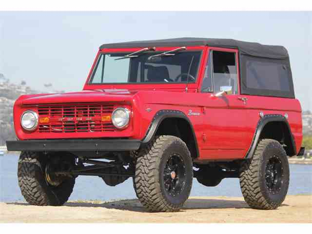 1967 Ford Bronco | 952948