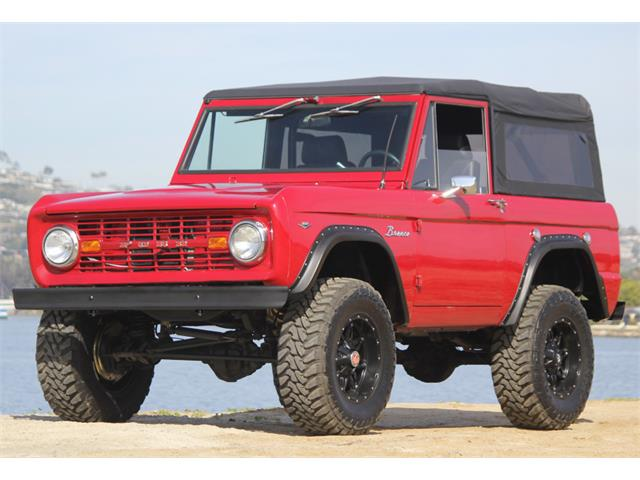 1967 Ford Bronco   952948