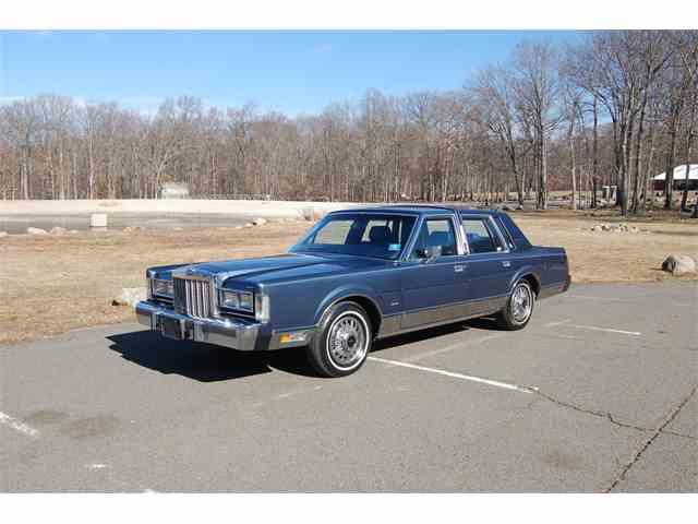 1987 Lincoln Town Car | 952949