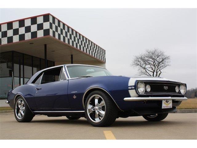 1967 Chevrolet Camaro | 950295